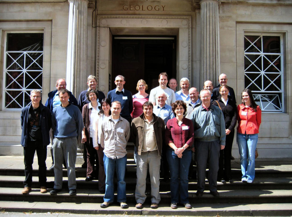 Group Photo December 2006