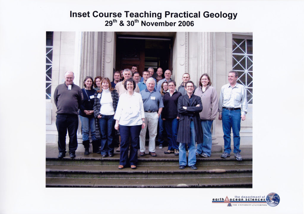 Inset Course 'Teaching Practical Geology' November 2006
