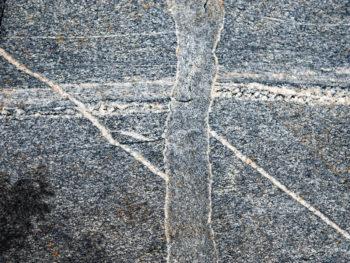 Granite veins
