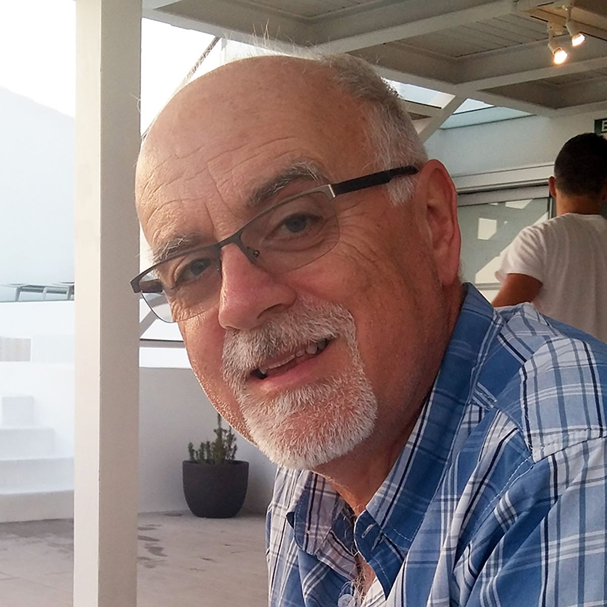 Dr. Alan Boyle