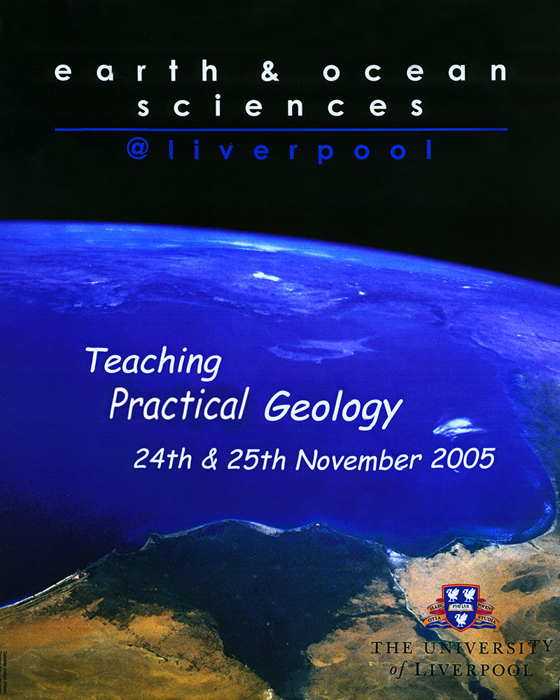 Teaching practical geology - 2005