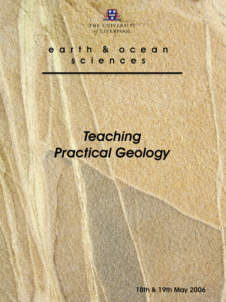 Teaching practical geology - 2006